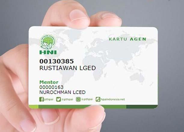 Kartu ID HNI