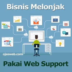 Web Support Agen HNI