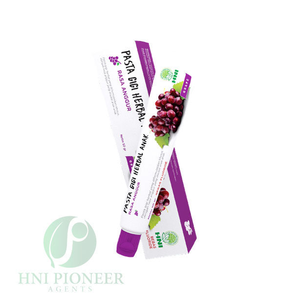 Pasta Gigi Herbal Anak Anggur